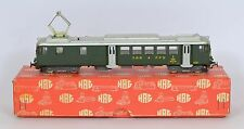 HAG HO 151 SBB SWISS TRIEBWAGEN MAINLY METAL INT DIR LIGHTS FAB RUNNER V Nr MINT
