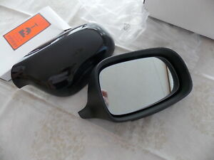 SAAB 9-5 2003 - 2009, MIRROR GLASS RIGHT , WIDE ANGLE HEATED NEW AUTO DIMMING OE