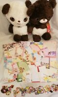 Kawaii MIXED LOT 96pcs set San-X Sentimental Circus Chocopa Hello Kitty