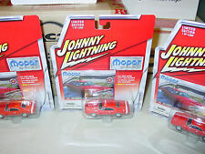JOHNNY LIGHTNING 1/4000 MOPAR OR NO CAR 1970 DODGE CHARGER