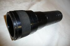 "Projector lens for SLIDE ISCO OPTIC CINELUX AV 110-200mm 4.307.75"" f/3.5 MC . 51"