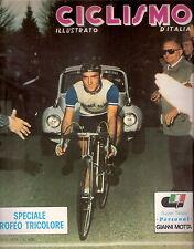 Supplemento n° 50 del 14 dicembre 1977 - CICLISMO ILLUSTRATO D'ITALIA - M Beccia