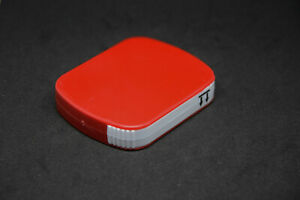 Pillendose, 4 Fächer,Medikamentendose,Tablettendose,Box,Tablettenbox,Pillenbox