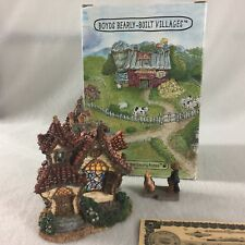 Boyds Bearly Built Villages Lil' Country Church Boydsenbeary Acres # 19045 2001