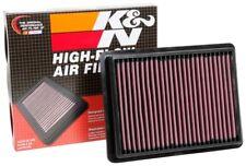 K&N 33-5069 Hi-Flow Air Intake Drop in Filter for 2018-2020 GM Terrain Equinox