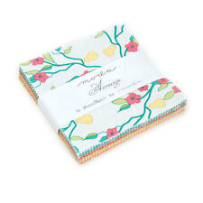 """Moda FABRIC Charm Pack ~ ACREAGE ~ by Shannon Orr  42 - 5"""" squares"""