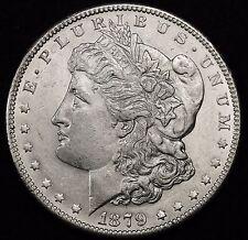 1879-s Morgan Silver Dollar.  Reverse 1878.  Proof-Like.  B.U.  111153