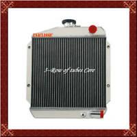 3 Row Aluminum Tractor RadiatorFor Yanmar 3TNE74 3 Cylinder Diesel 119621-44500