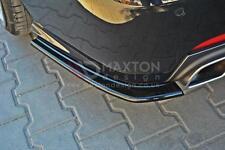 Lato posteriore Splitter (gloss black) per Saab 9-3 Turbo X (2007-2011)