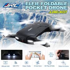 JJRC H37 ELFIE Mini RC Quadcopter WiFi Foldable Smart Phone Pocket Selfie Drone