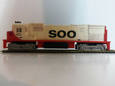 Vintage Model HO Mantua Tyco Model Train SOO 4301 Locomotive Train Engine