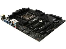 MSI X99A SLI PLUS LGA 2011-v3 Intel X99 SATA 6Gb/s USB 3.1 ATX Intel Motherboard