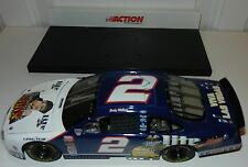 Rusty Wallace 1998 MILLER LITE ELVIS 1/24 Elite Action # on bottom only 7,500