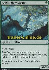 2x jaddiholz-succursale (Jaddi Offshoot) Battle for Zendikar magic