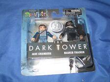 DARK TOWER Minimates Figure Set Toys R Us Exclusive JAKE CHAMBERS/MASKED TRACKER