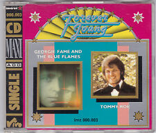 TOMMY ROE-SHEILA/JAM UP + GEORGIE FAME  & THE BLUE FLAMES-ROSETTA/YEH-YEH!