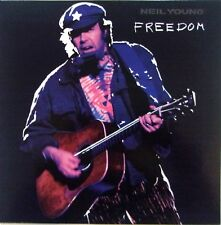NEIL YOUNG VINYL LP - FREEDOM