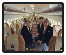 MONARCH AIRLINES  - TRIBUTE MOUSE MAT - CABIN CREW