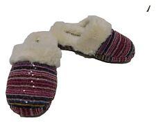0e357fe78657 Naturalizer Womens Sparkle Closed Toe Slippers