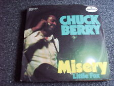 Chuck Berry-Misery 7 PS-Made in Germany