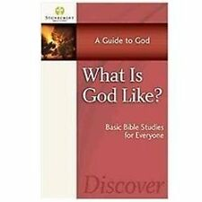 Stonecroft Bible Studies: What Is God Like? by Stonecroft Ministries (2012,...