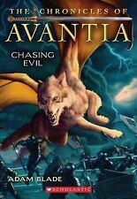 NEW The Chronicles of Avantia #2: Chasing Evil by Adam Blade