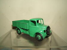 """DINKY TOYS No.25w BEDFORD TRUCK    """"  LIGHT GREEN VERSION """""""