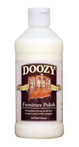 Doozy Furniture Polish 16 oz  antique wood furniture restorer polish cleaner