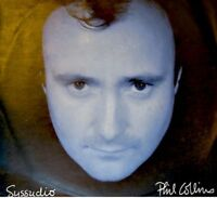 PHIL COLLINS sussudio/the man with the horn SP 1985 NM+