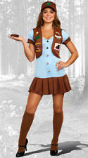 Womens Half-baked Scout Costume