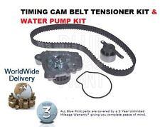 für Honda HRV HR-V 1.6 & Vtec 1999- > ZAHNRIEMEN SPANNROLLE & Wasserpumpe Set