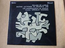 de Lassus - Sacre Lectiones - Prague - Venhoda VALOIS  (0420)