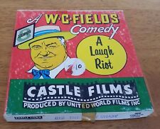 8mm Comedy Movie Film The Great Chase - W C WC Fields # 813 Super 8 Castle Films