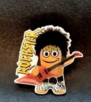 "NEW AMAZON EMPLOYEE ""ROCKSTAR"" PECCY PIN RARE"