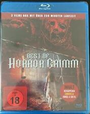 Best Of Horror Grimm - Cinderella Playing With Dolls - Hansel And Gretel -Import