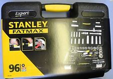 "Stanley 1/2"" + 1/4"" Steckschlüssel Sortiment 97-teilig 1-94-668"