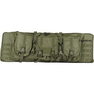"*NEW* Valken Double Rifle Tactical 36"" Gun Case - Various Colours"