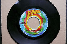 "7"" Clarence Carter - I'm The Midnight Special - US Fame"