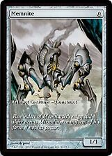 MTG 1x MEMNITE - Scars of Mirrodin *Full Art Promo Non Foil NM*