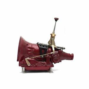 "C6 Single Action Shifter Kit 6"" Arm w/ Black Knob transmission auto rat auto"