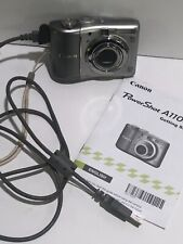 Canon PowerShot A1100 IS 4x Optical Zoom PC1354 12.1MP Gray Digital Camera PR21