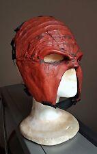 "Custom WWE Latex ""Demon"" Kane Mask Replica by Alex Miller - PROTOTYPE COPY!"