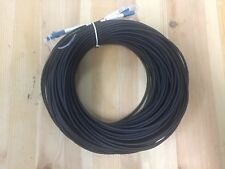 100m/328ft Armoured SM duplex optical fibre for Blackmagic ATEM