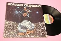 CELENTANO 2LP ME LIVE 1°ST 1979 AUDIOFILI EX GATEFOLD RARISSIMO