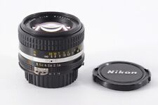 [Eccellente] Nikon Ai-S Nikkor 50mm f1.4 Da Giappone #128117