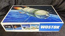 Vintage Plasticart Vostok [Wostok] USSR Space Craft Model Kit