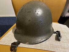 US WW2 Schlueter 75A helmet. ÖBH Bundesheer.