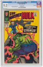 Tales to Astonish #89 (Mar 1967, Marvel Comics) Cgc 9.2 Nm-   Mile High Ii