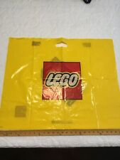 Lego Reail Store Bags Used Lot of 4