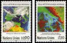 Timbres Nations Unies Genève 176/7 ** lot 5135